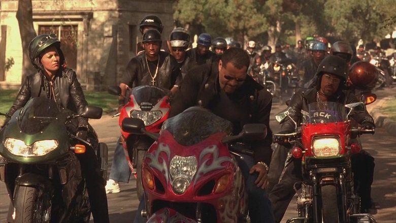Biker Boyz movie scenes