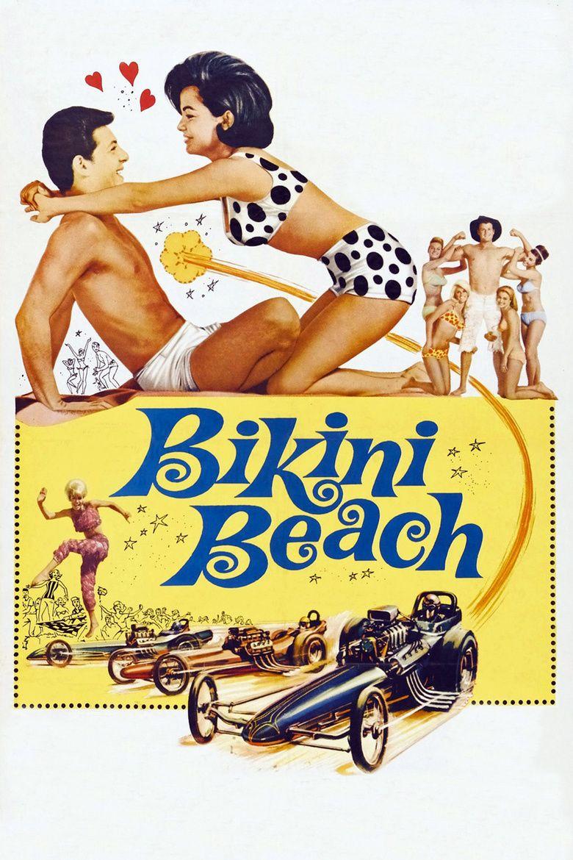 Bikini Beach movie poster