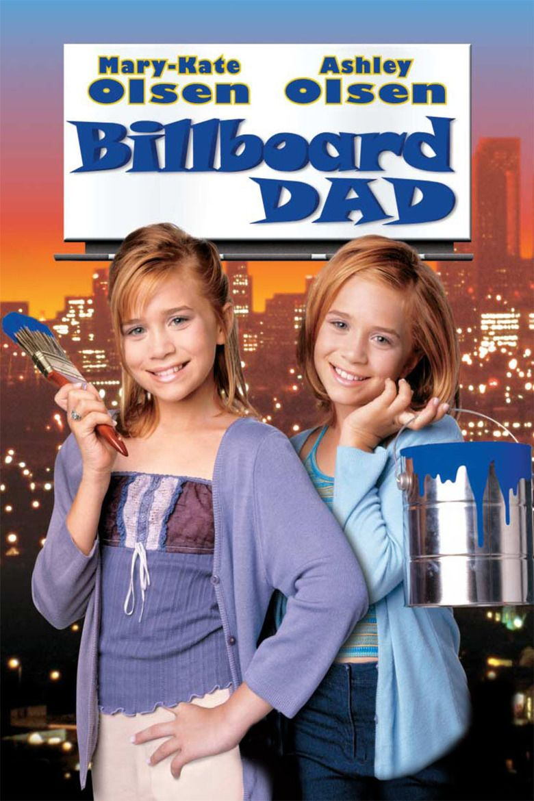 Billboard Dad movie poster
