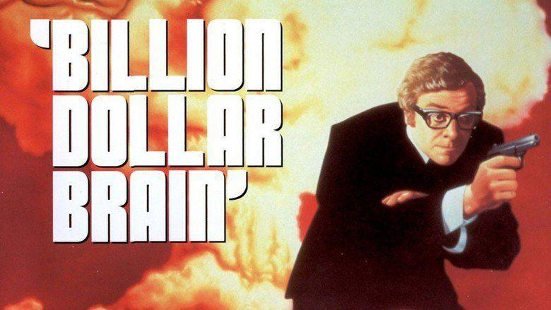 Billion Dollar Brain movie scenes