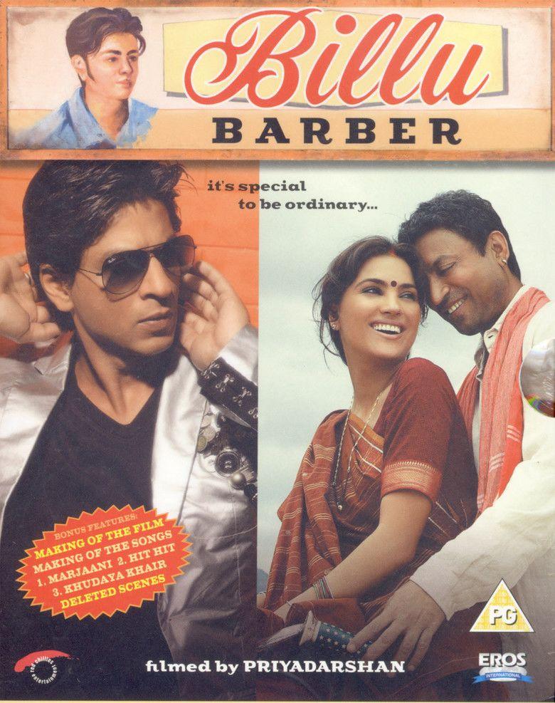 Billu movie poster