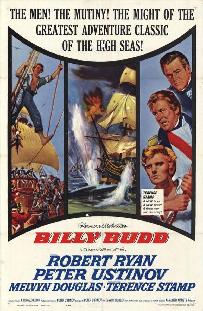 Billy Budd (film) movie poster