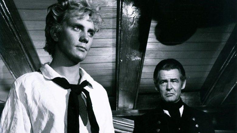 Billy Budd (film) movie scenes