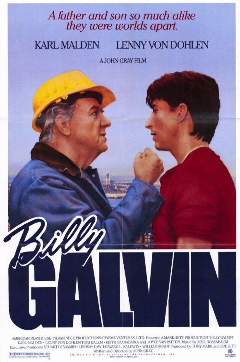 Billy Galvin movie poster