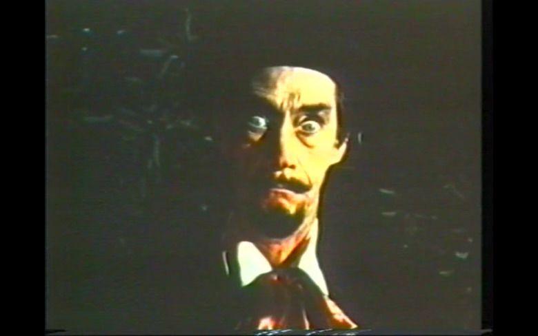 Billy the Kid Versus Dracula movie scenes