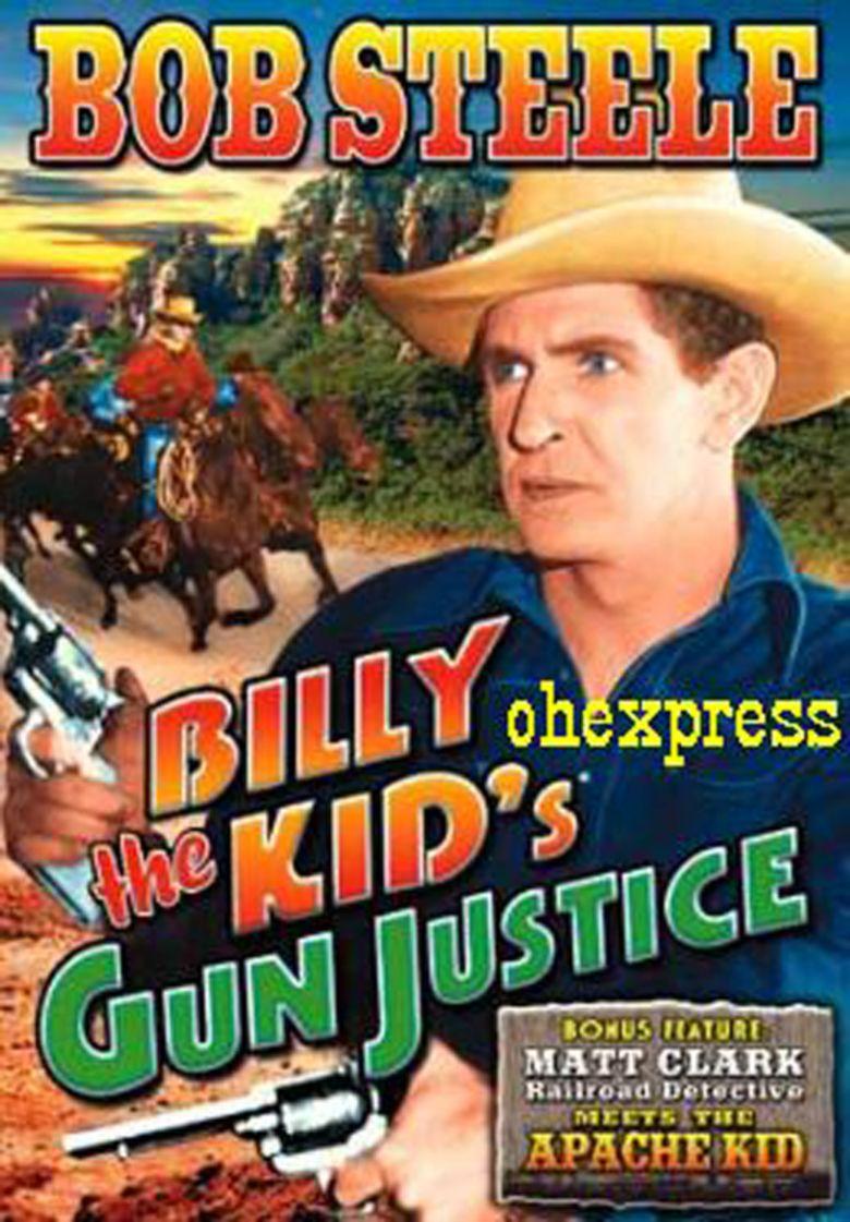 Billy the Kids Gun Justice movie poster