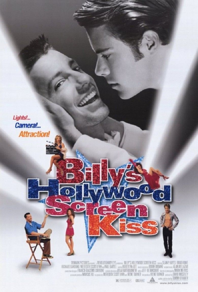 Billys Hollywood Screen Kiss movie poster