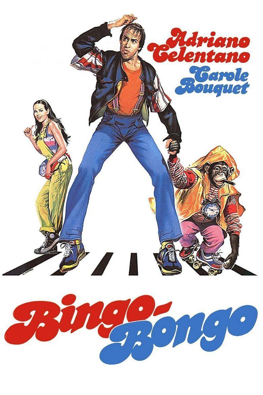 Bingo Bongo movie poster
