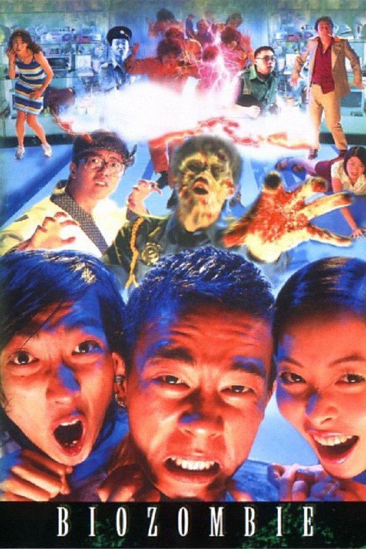 Bio Zombie movie poster