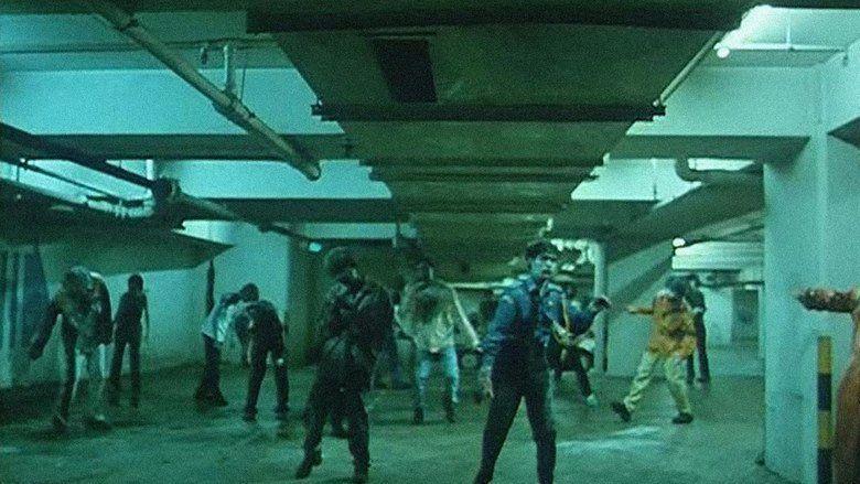 Bio Zombie movie scenes