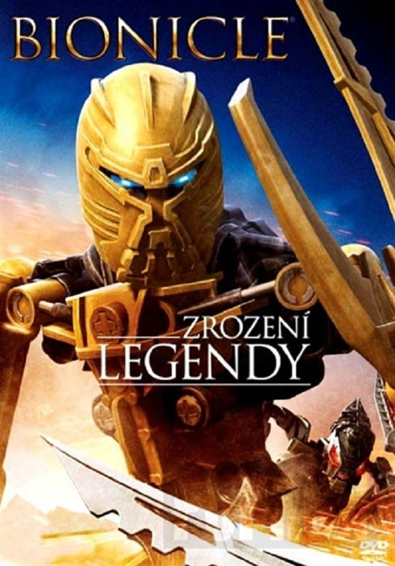 Bionicle: The Legend Reborn movie poster