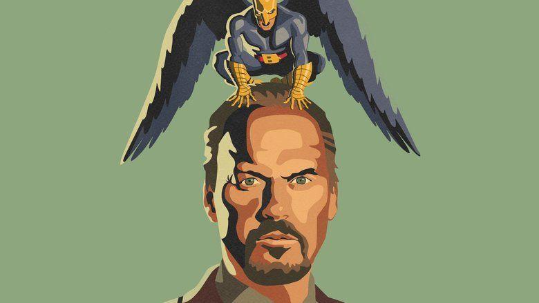 Birdman (film) movie scenes