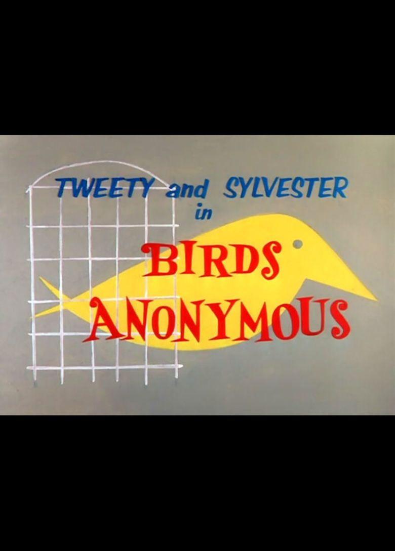 Birds Anonymous movie poster