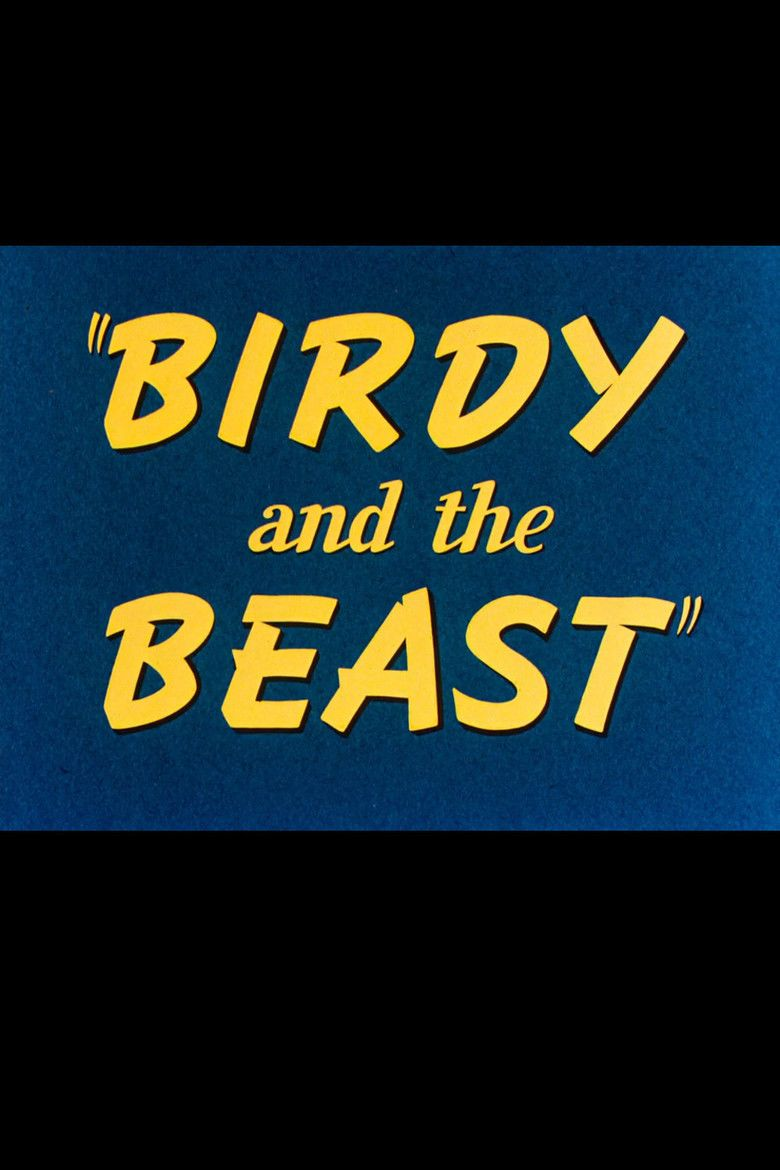 Birdy and the Beast movie poster