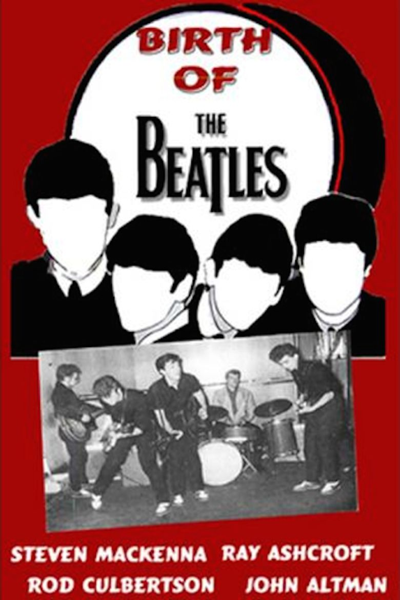 Birth of the Beatles movie poster