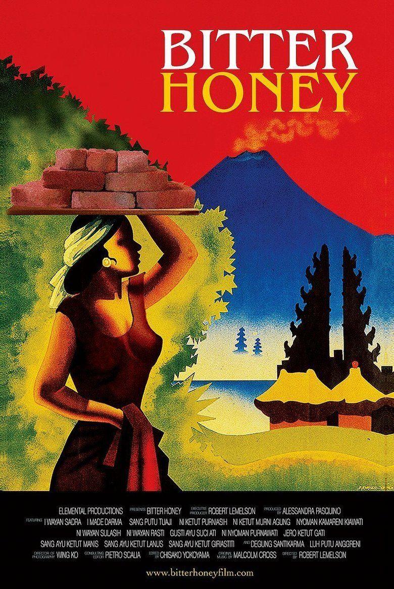 Bitter Honey (2014 film) movie poster