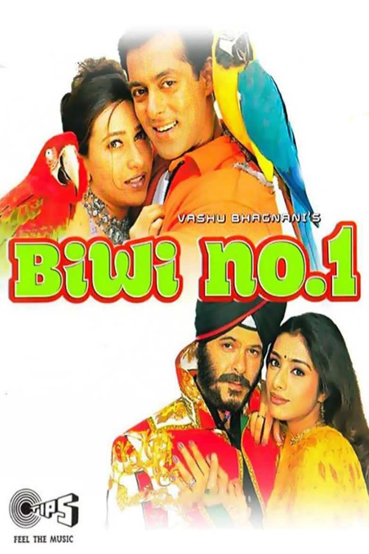 Biwi No1 movie poster