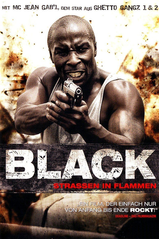 Black (2008 film) movie poster