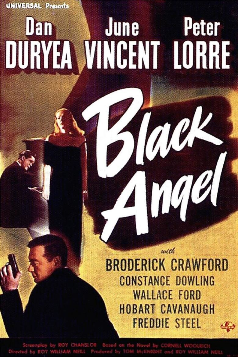 Black Angel movie poster