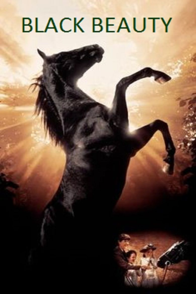 Black Beauty (1994 film) movie poster