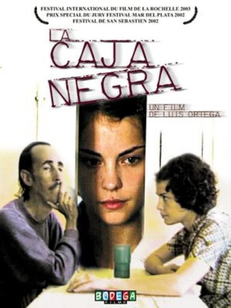 Black Box (2002 film) movie poster