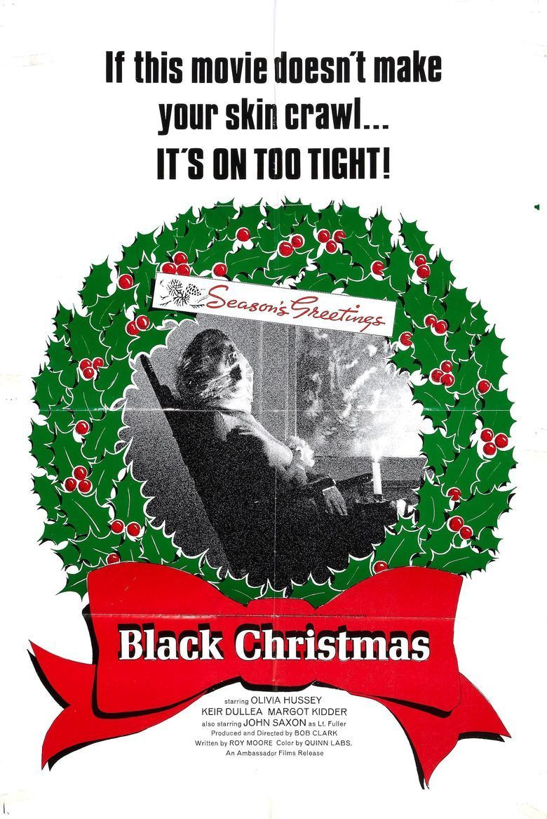 Black Christmas (1974 film) movie poster