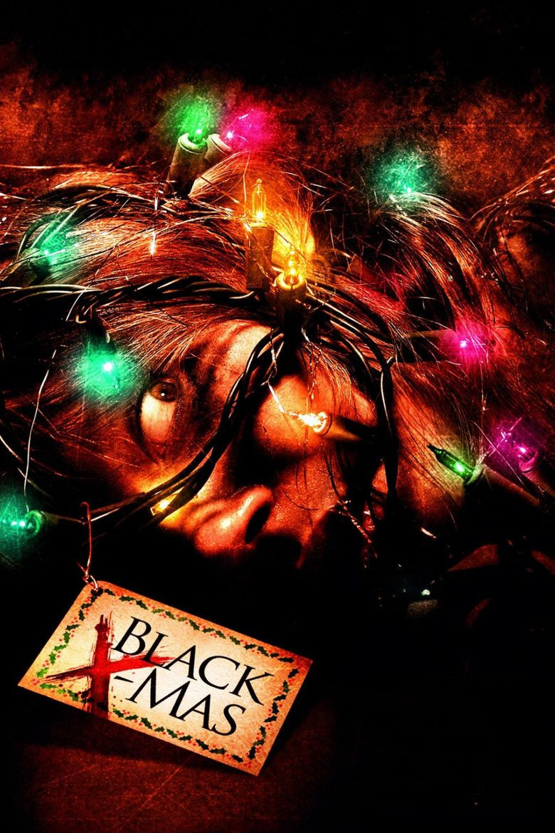 Black Christmas (2006 film) movie poster