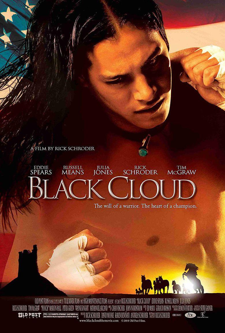 Black Cloud movie poster