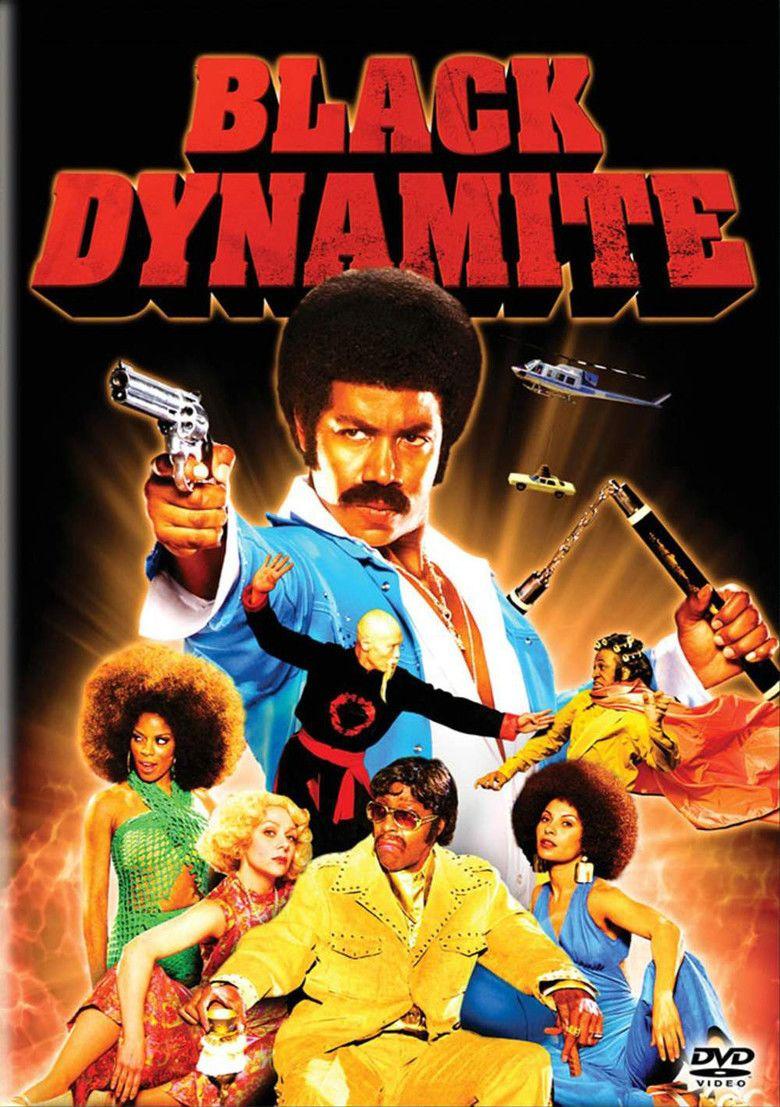 Black Dynamite movie poster