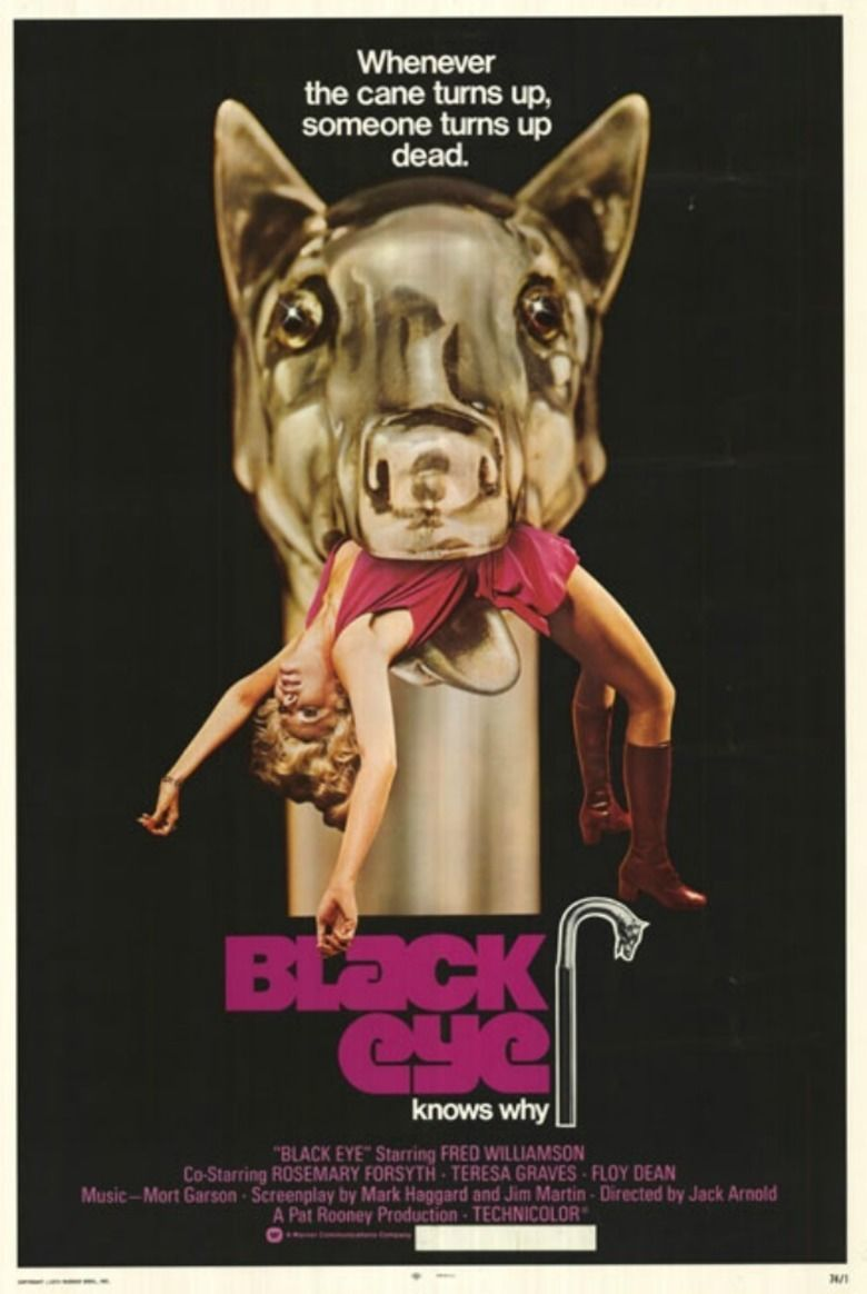 Black Eye (film) movie poster