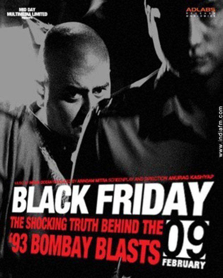Black Friday (2007 film) movie scenes