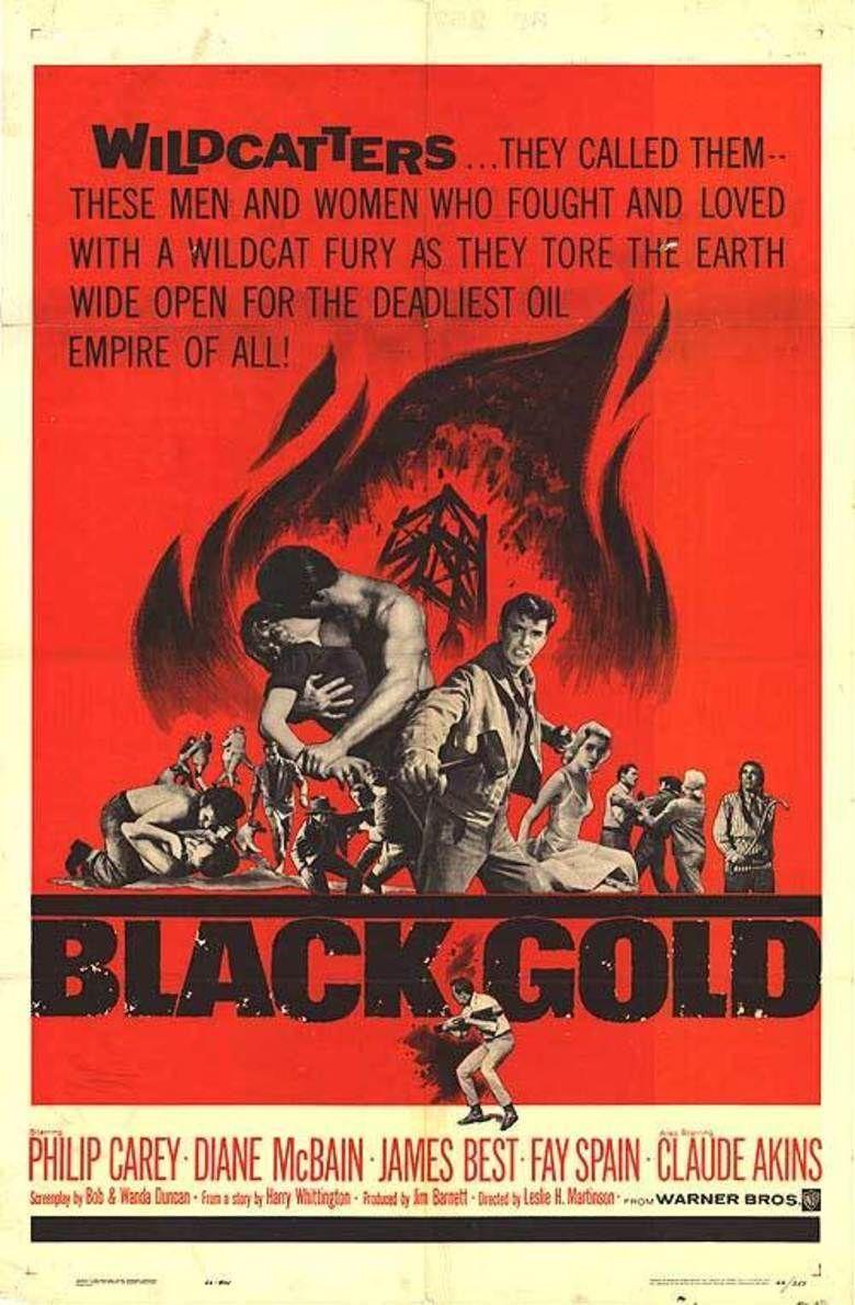 Black Gold (1962 film) movie poster