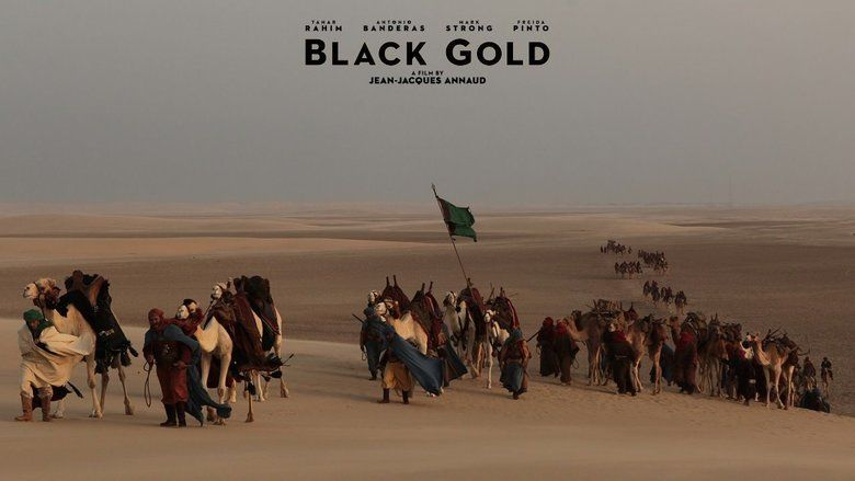 Black Gold (2011 Nigerian film) movie scenes