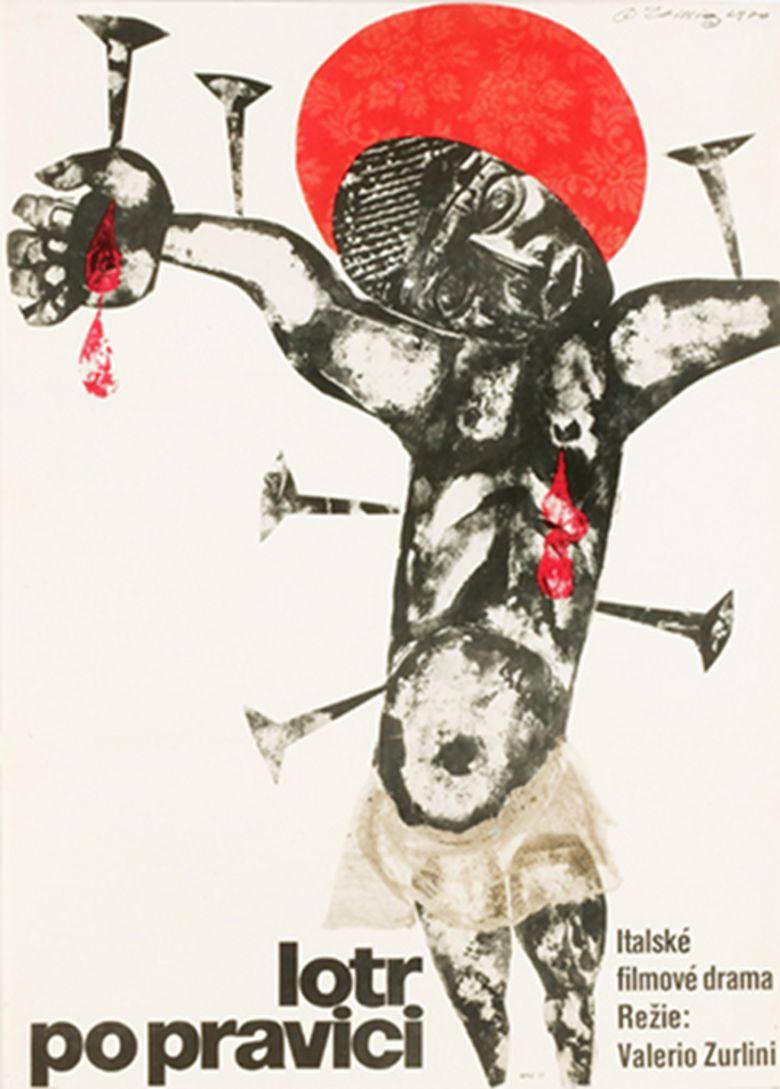 Black Jesus (film) movie poster