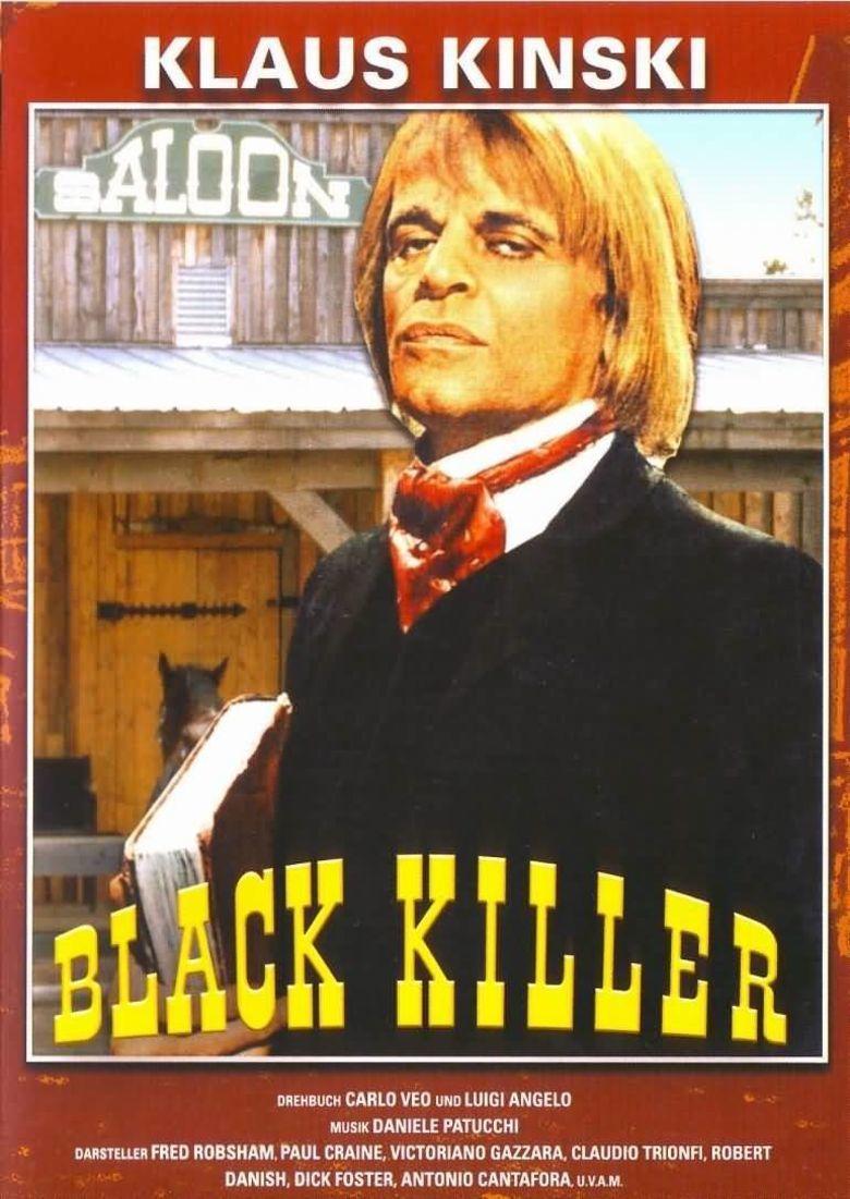 Black Killer movie poster