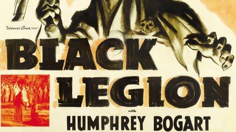 Black Legion (film) movie scenes