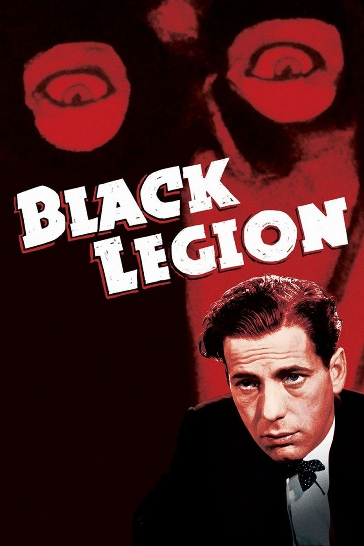 Black Legion (film) movie poster