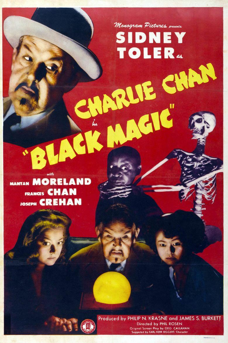 Black Magic (1944 film) movie poster