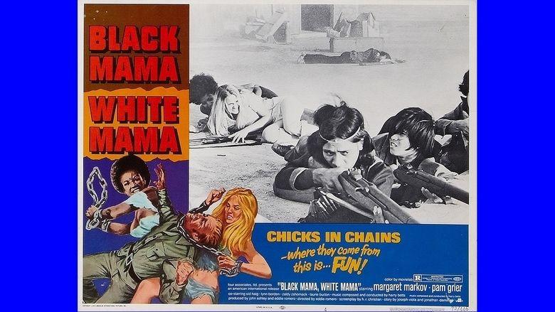 Black Mama White Mama movie scenes