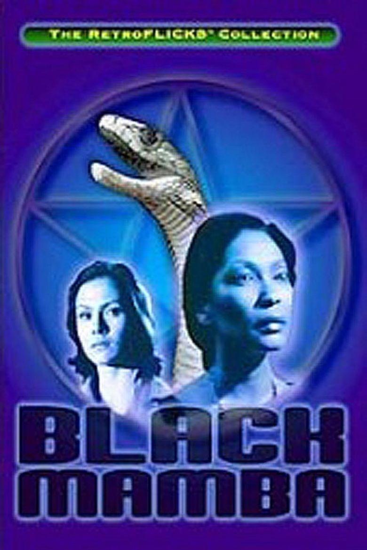 Black Mamba (film) movie poster
