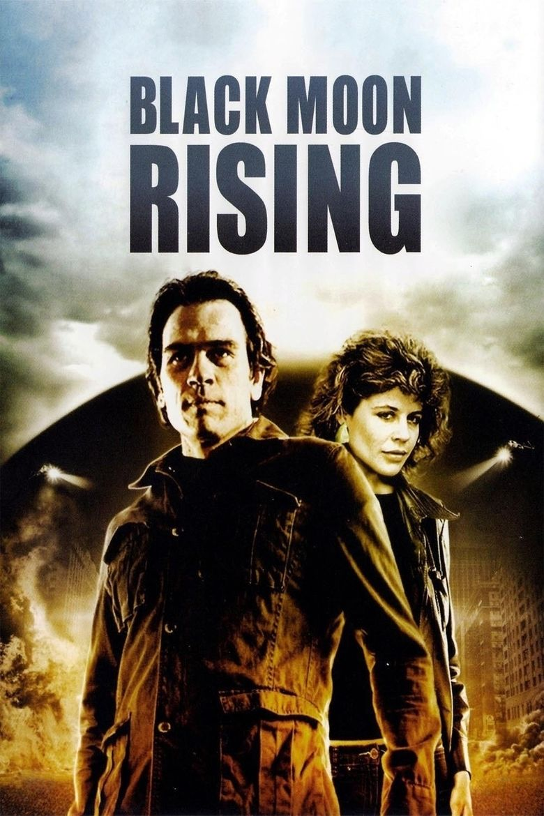 Black Moon Rising movie poster