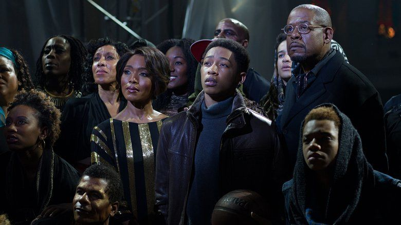 Black Nativity (film) movie scenes