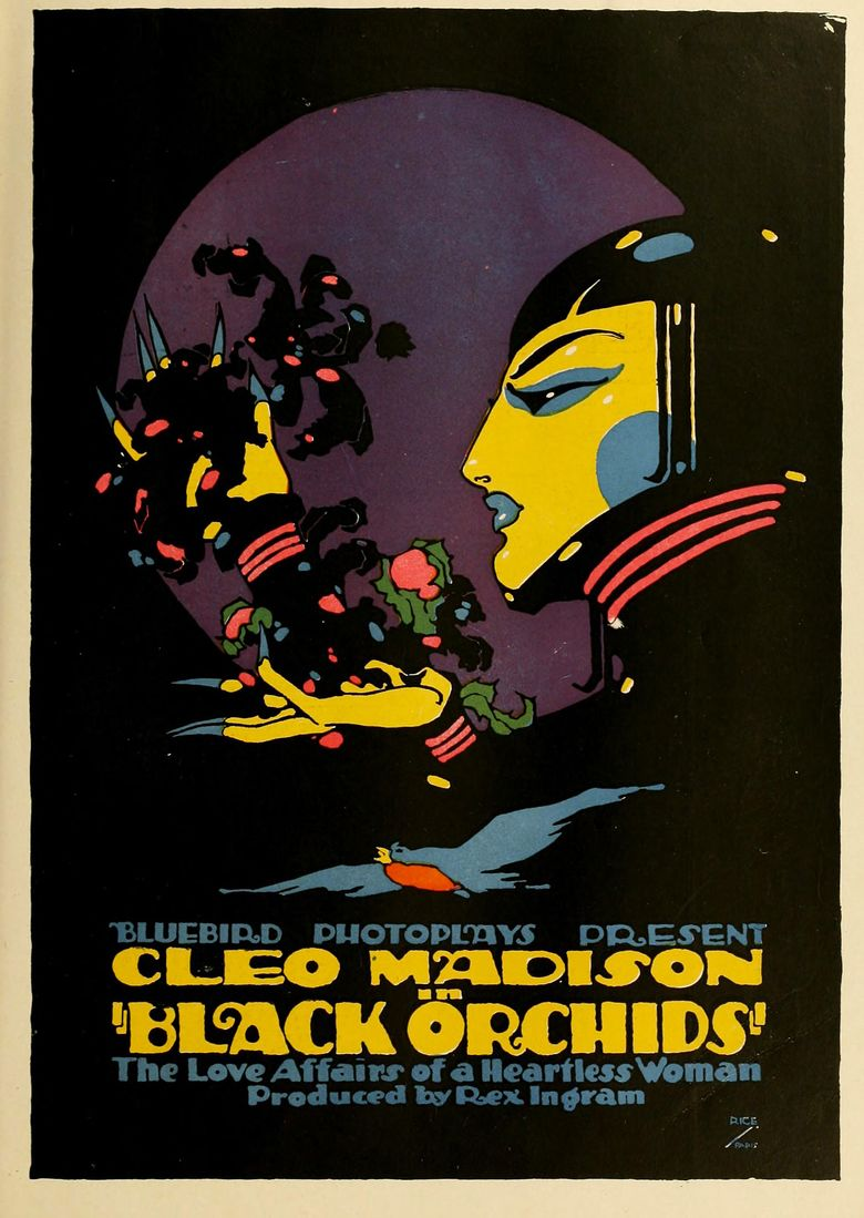 Black Orchids (film) movie poster