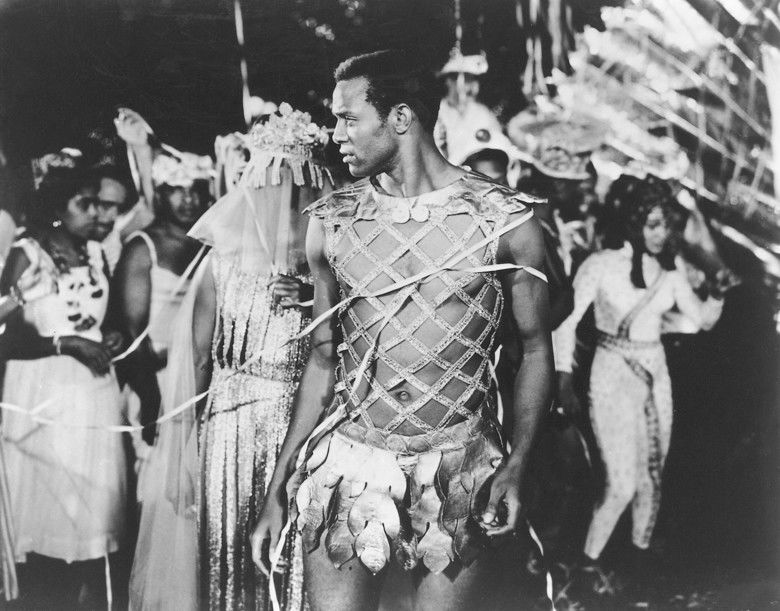 Black Orpheus movie scenes
