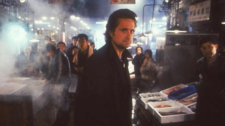 Black Rain (1989 American film) movie scenes