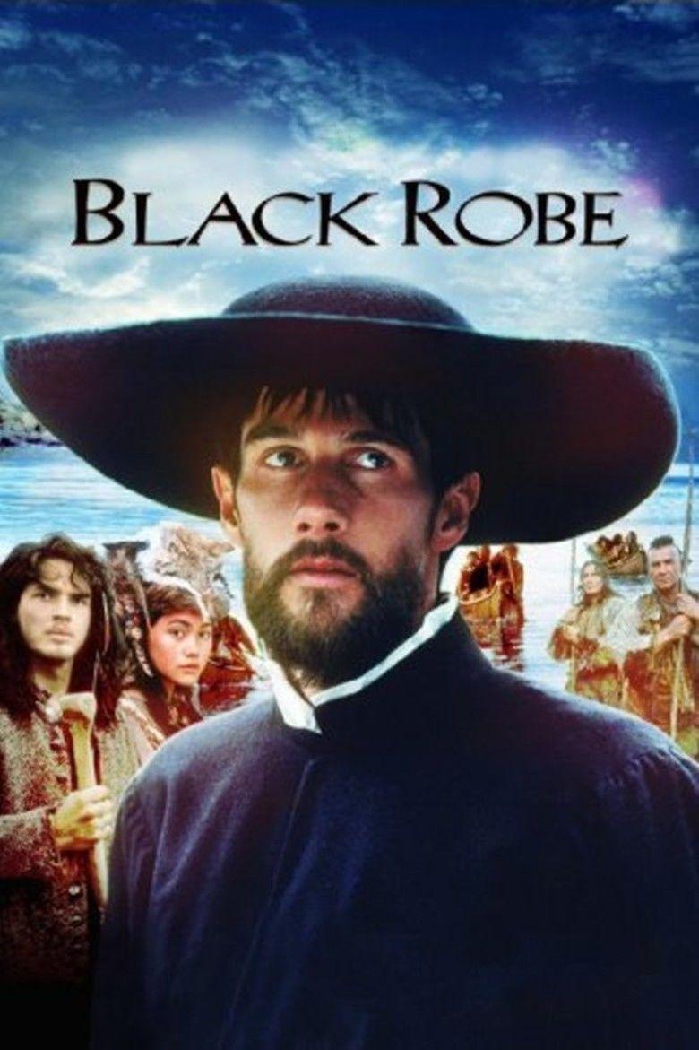 Black Robe (film) movie poster