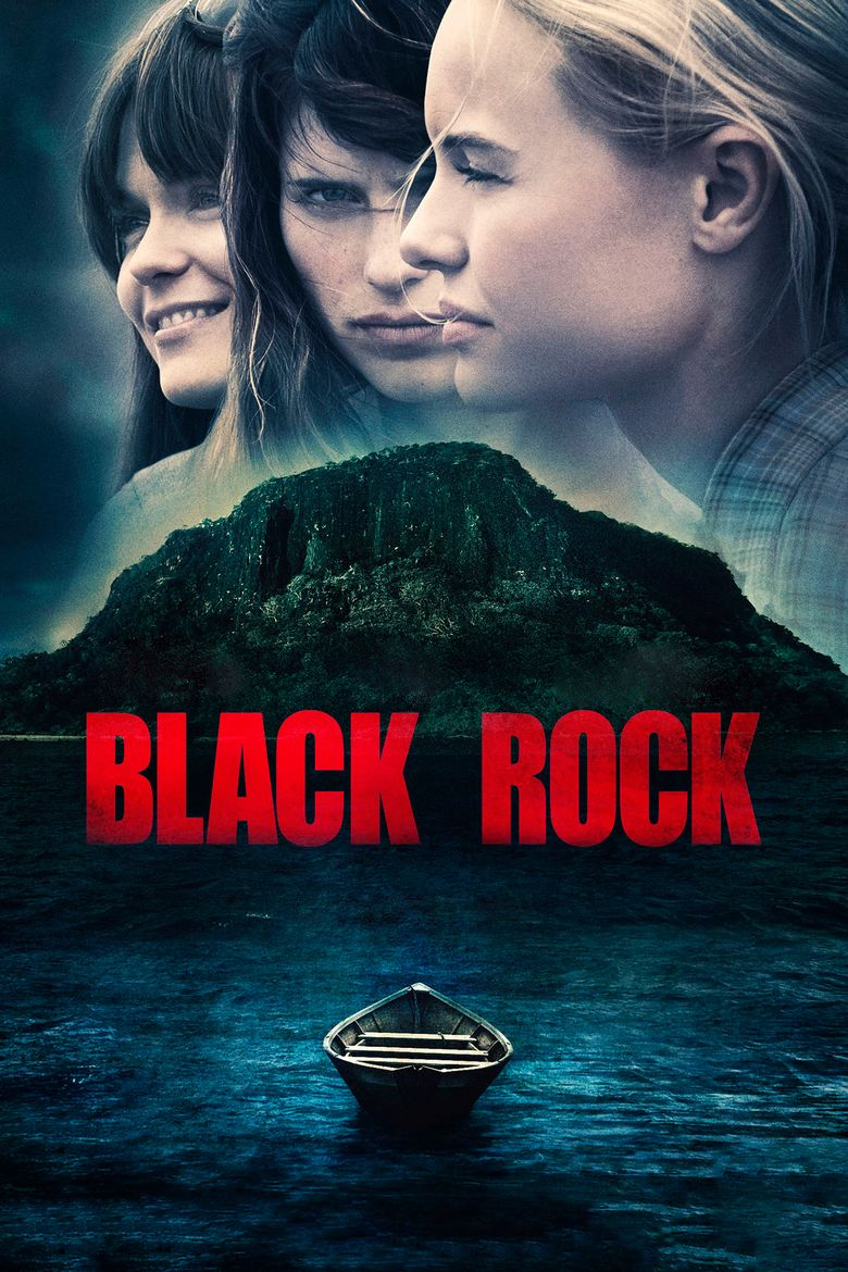 Black Rock (2012 film) movie poster
