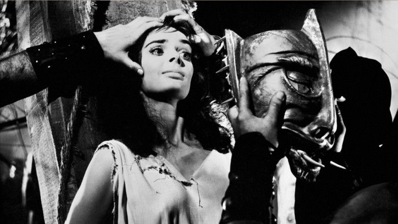Black Sunday (1960 film) movie scenes