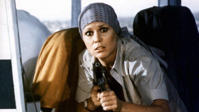 Black Sunday (1977 film) movie scenes