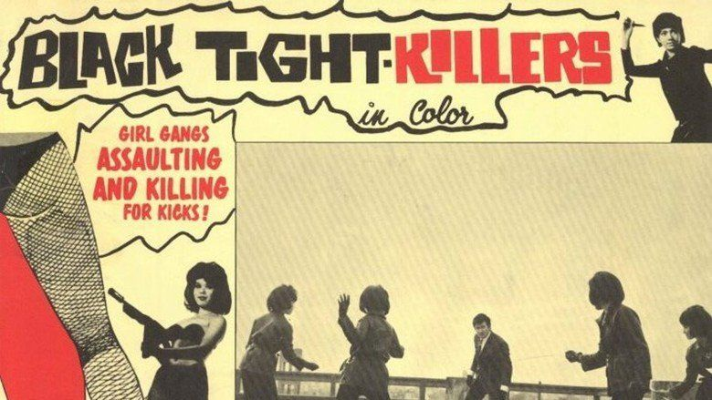 Black Tight Killers movie scenes